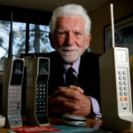 Interview: Martin Cooper Inventor of the Cell Phone Entrepreneur Futuriston Got Invention Radio